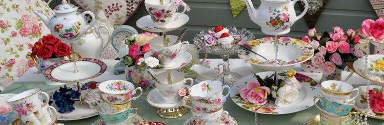 Tea Equals Happiness